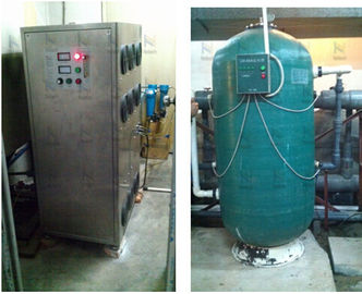 Ozone Machine Ozone Generator Project Swimming Pool Water Treatment