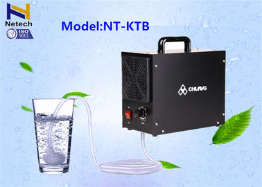 3g 5g Portable Hotel Ozone Machine Generator For Air And Water / Ozonizer For Hotel Room