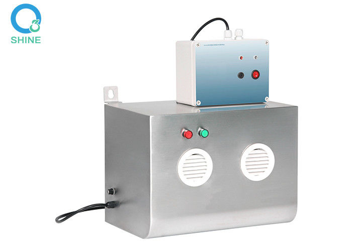 Corona Charge Household Ozone Generator For Cosmetic Factory , Food Factory