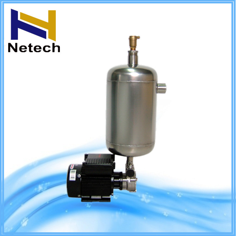 SS304 Negative Pressure Gas Liquid Mixing Pump For Wine Industry Water Treatment
